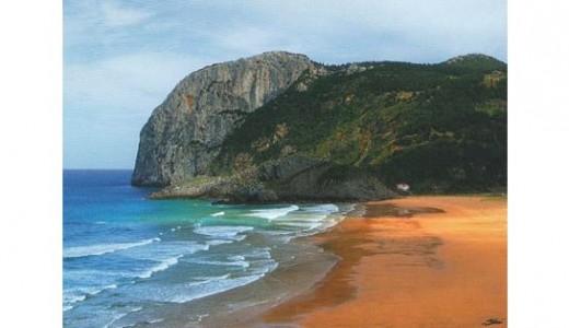 Playa de Laga y Ogoño